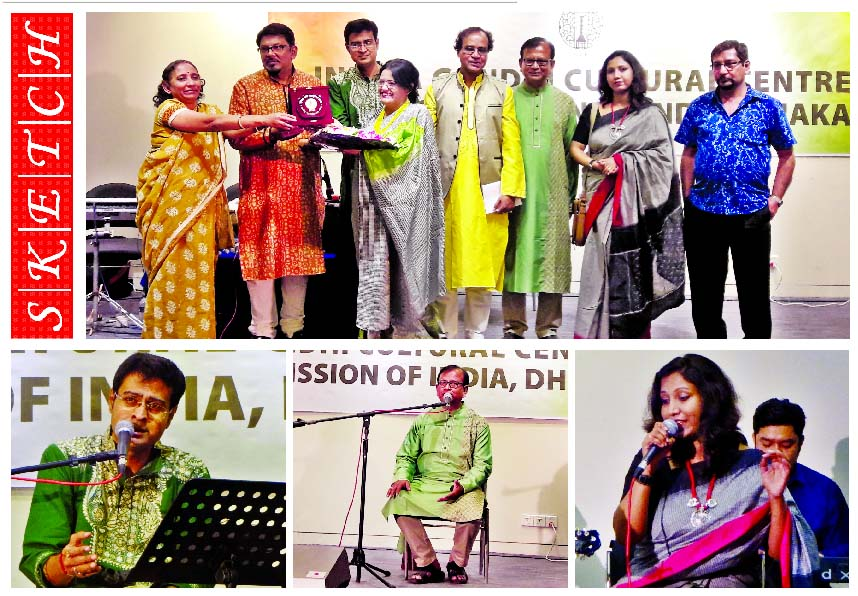 Fragrance of Souls by Kolkata's cultural group