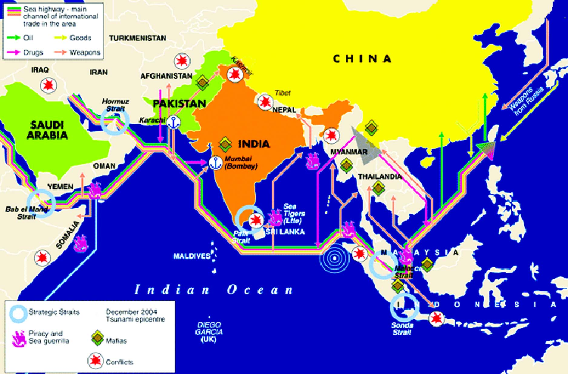 The Game of Chess at the Indian Ocean - The New Nation Go Garcia Map Indian Ocean on