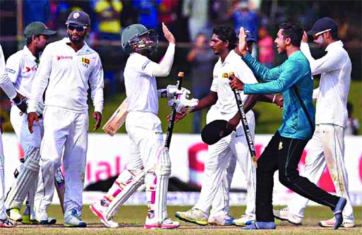 Tigers beat Lanka by four wickets
