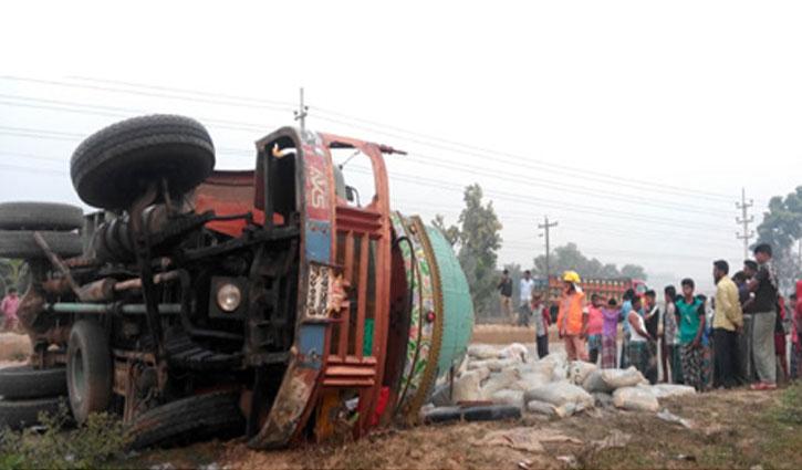 10 killed in Bhaluka truck plunge