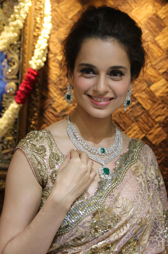 Here`s what Kangana gifted herself on her 30th birthday