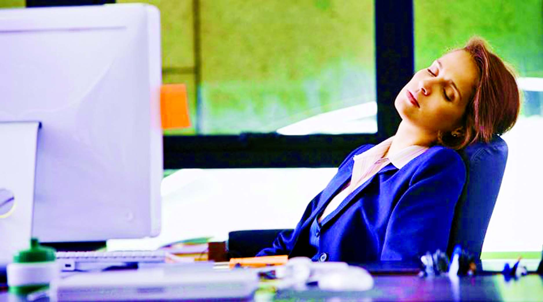 Afternoon power nap can  boost employees' creativity