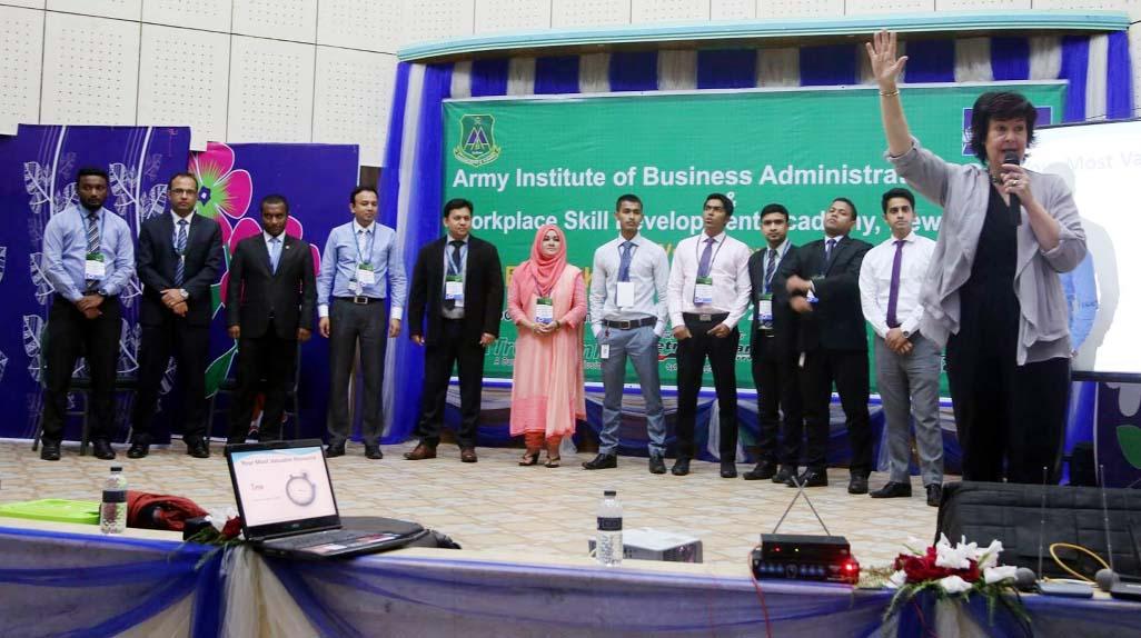 AIBA hosts workshop on skill development