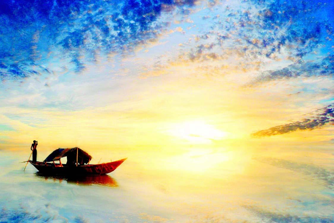 A journey towards eternity