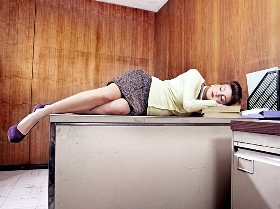 Power nap can boost employees' creativity