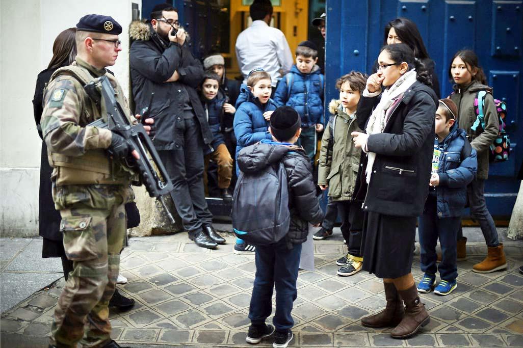 Help kids cope with war, terror