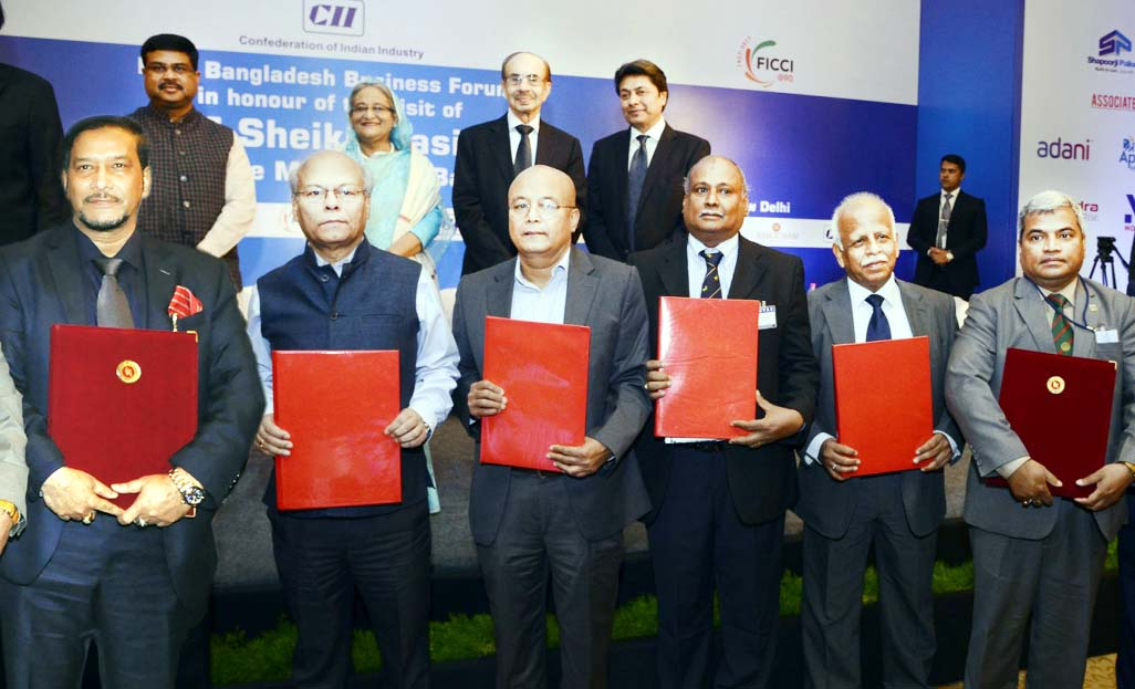Indo-Bangla historic MoU on higher edn, research