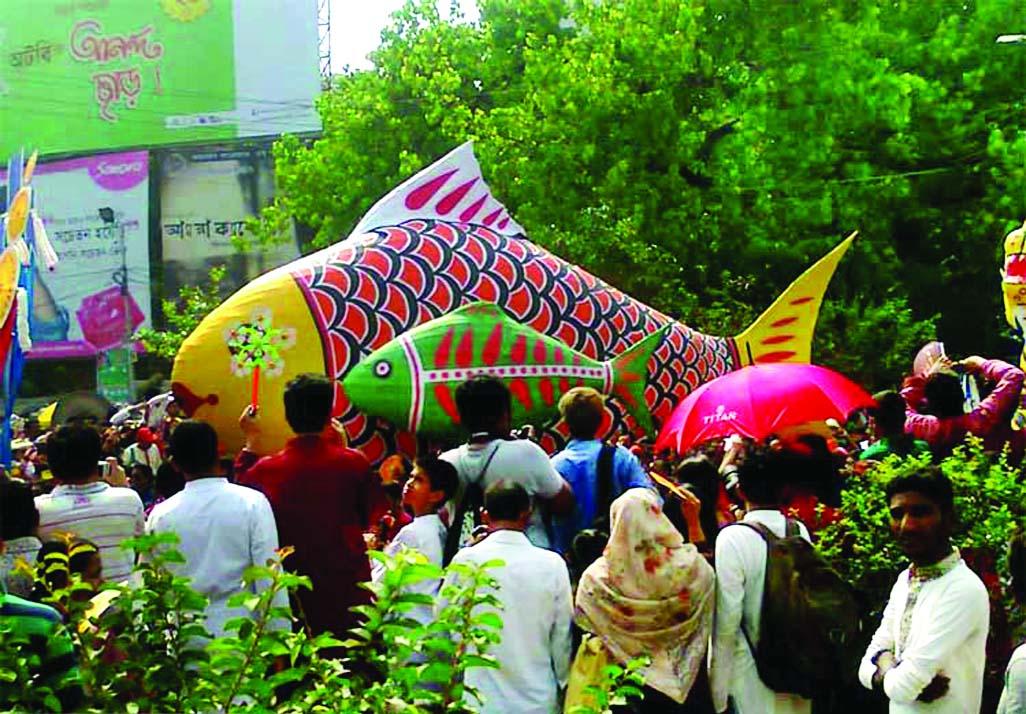 Social dimensions of Pahela Baishakh