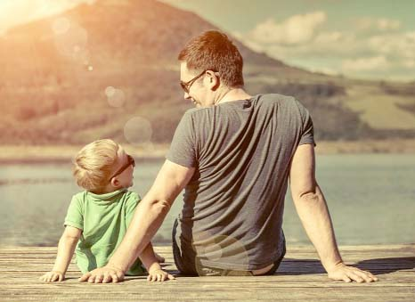 What my dad taught me before he died changed my life