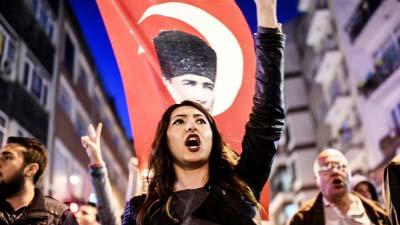 Turkey oppon appeals over referendum result at top court