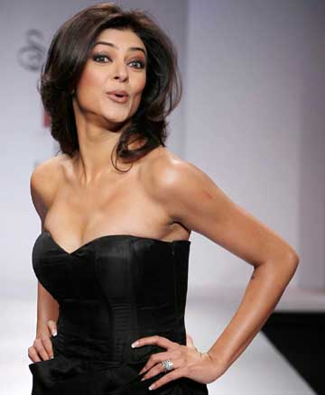 Why Sushmita Sen wants to play the role of a mature woman?