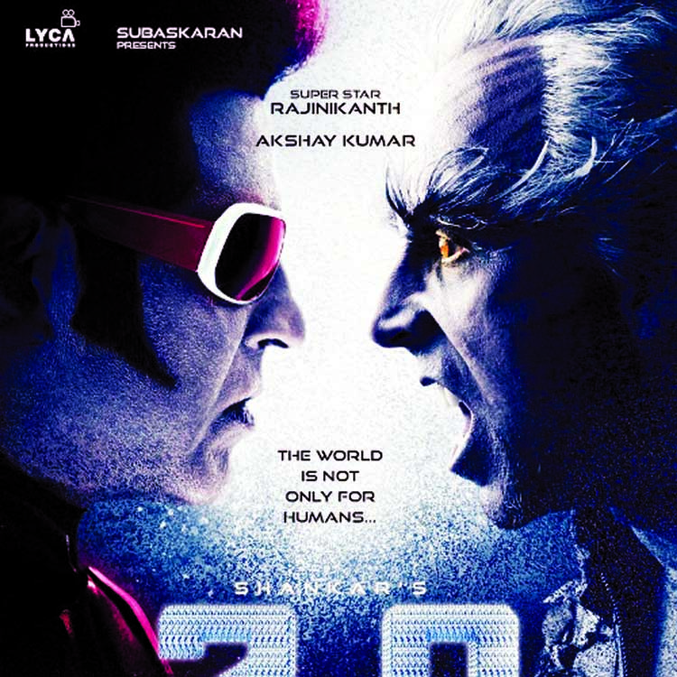 Rajinikanth's '2.0' postponed to next year