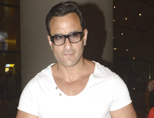 Saif Ali Khan is a web series junkie