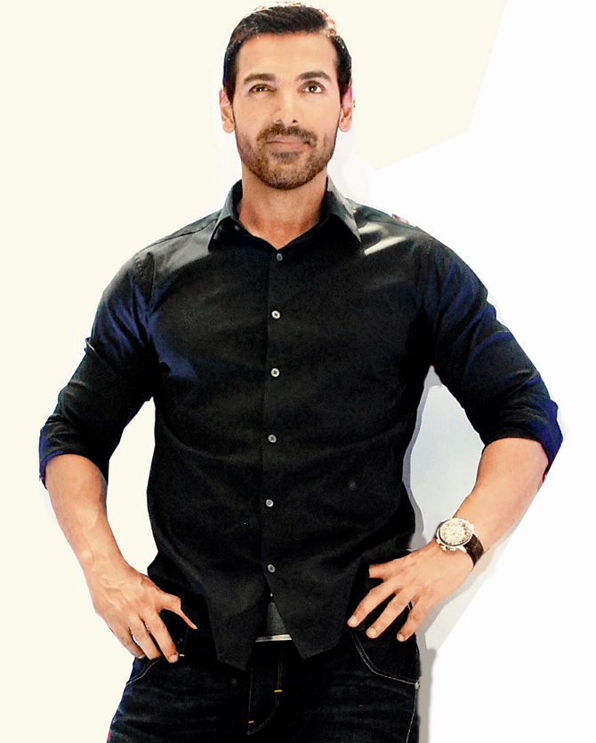 John Abraham`s maiden Marathi venture goes on floors