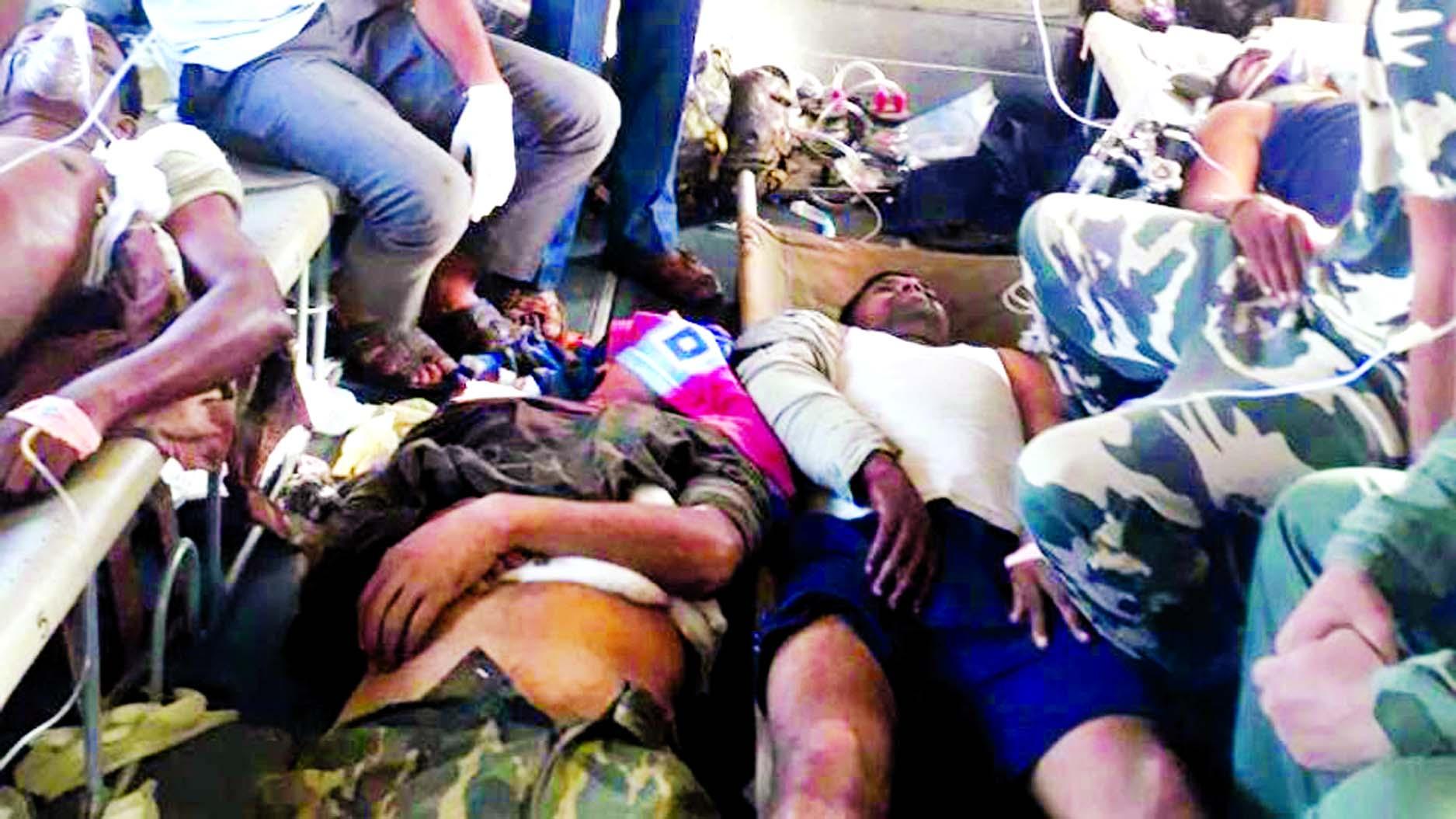 Maoists kill 26 Indian cops