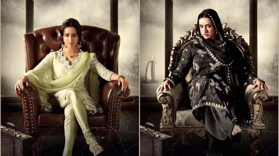 From young to old, Shraddha looks fierce in Haseena