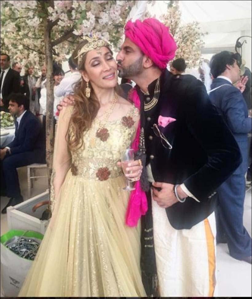 Sofia Hayat wedding: Romanian beau, Egyptian ceremony and unicorns