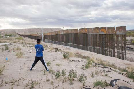 Top Mexican official calls US border wall a 'hostile' act