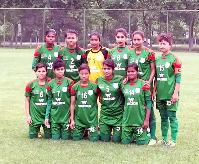 U-16 eves finish China tour on winning note