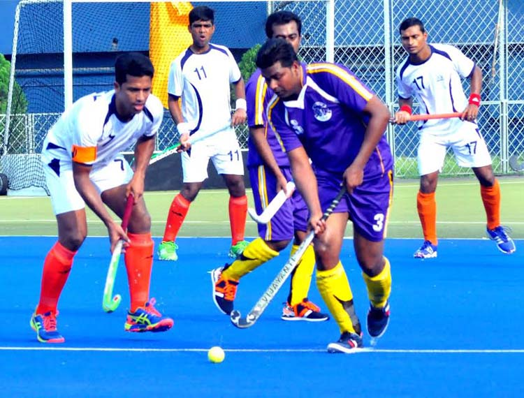National Hockey kicks-off with 4 matches held