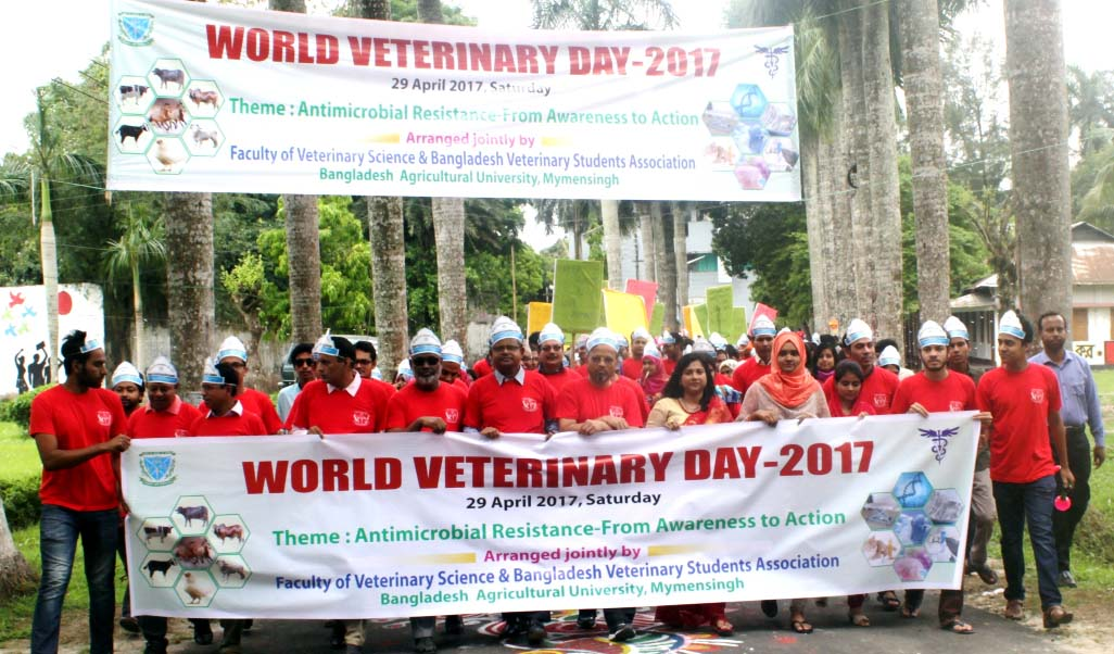 World Veterinary Day observed at BAU