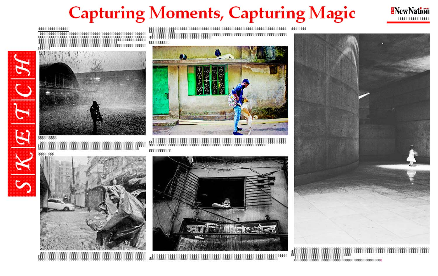Capturing Moments, Capturing Magic