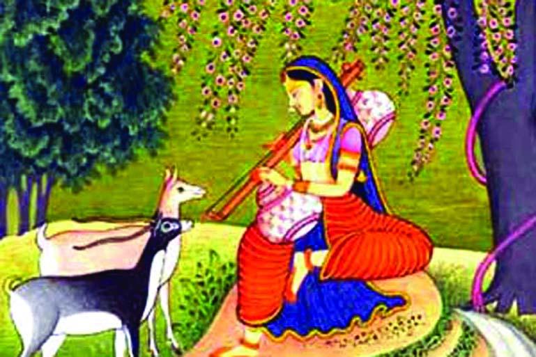 Seasons through Tagore's eyes