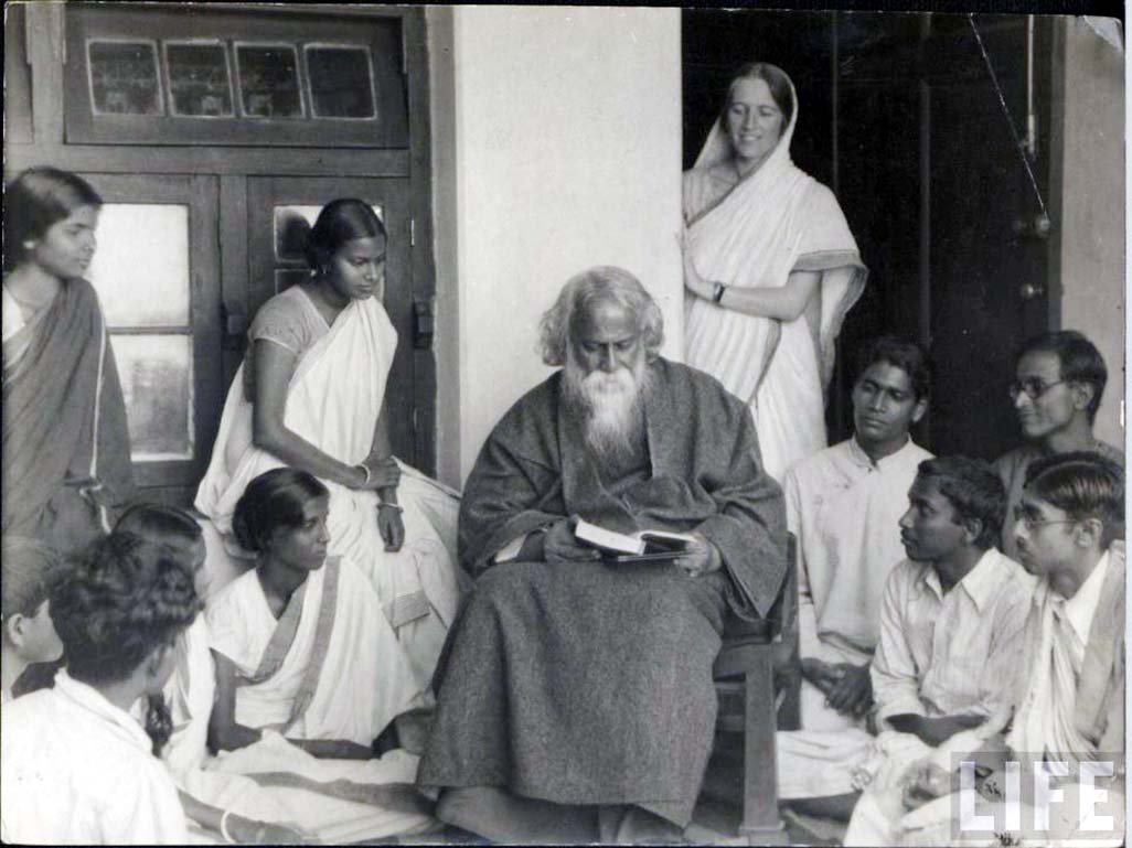 Tagore : Aspiring for a better future