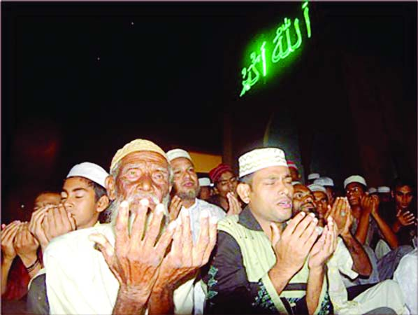 Shab-e-Barat : Night of salvation
