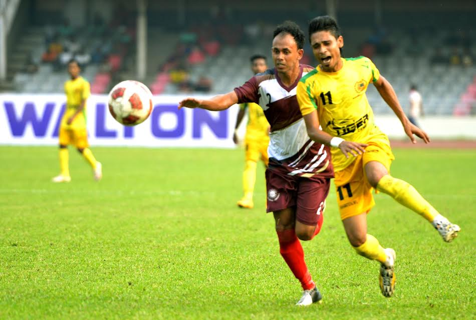 Rahmatganj ensure semi-final in Federation Cup Football