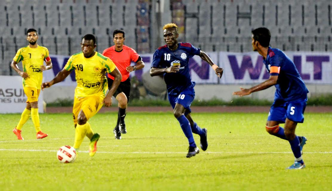 Rahmatganj, Brothers play goalless draw in Fed Cup