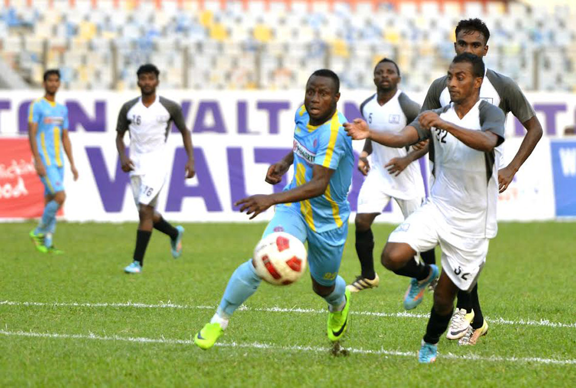 Ctg Abahani emerge group champions