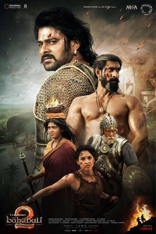 Baahubali The Conclusion creates history, first Indian movie to enter 1500 crore club
