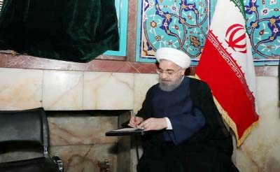 Rouhani draws fire from US after election win