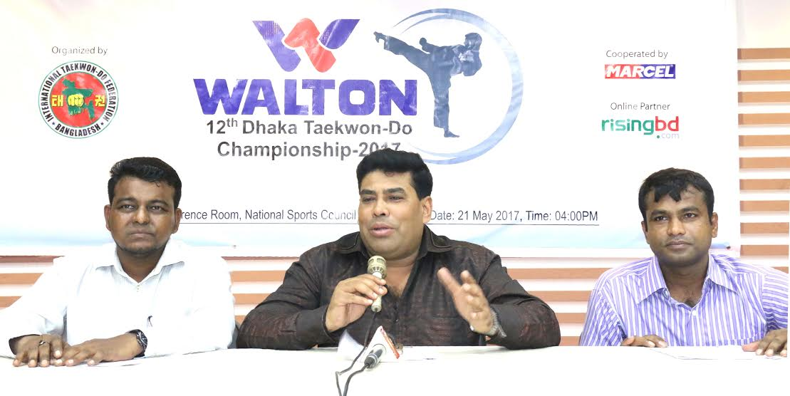 Dhaka ITF Taekwon-Do begins today