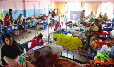 Heat-related diseases increasing in Khulna