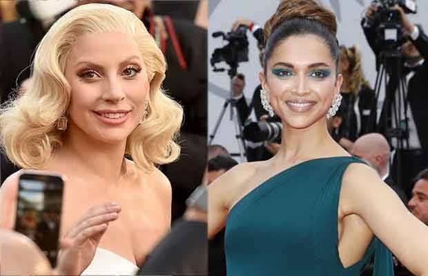 Lady Gaga gives Deepika Padukone a thumbs up for her style at Cannes