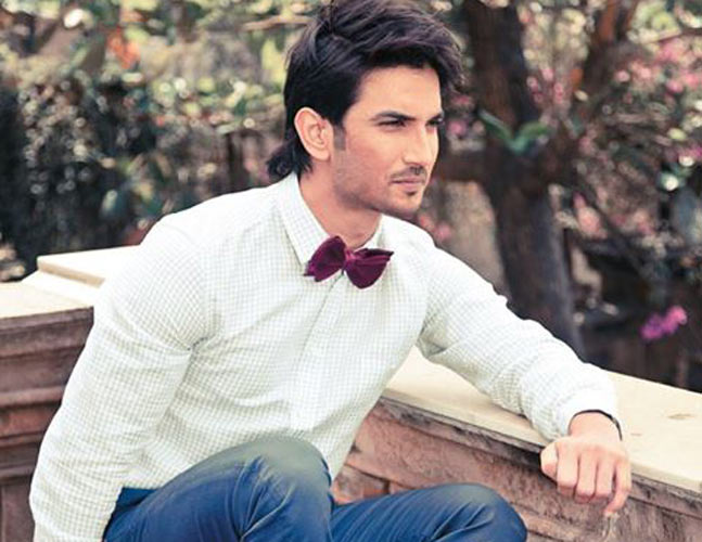 How Sushant Singh Rajput gets into the skin of the character he plays