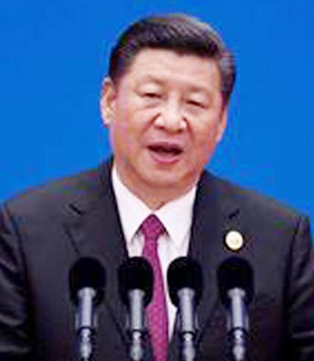 Xi urges Taiwan business lobby to back 'one China' principle