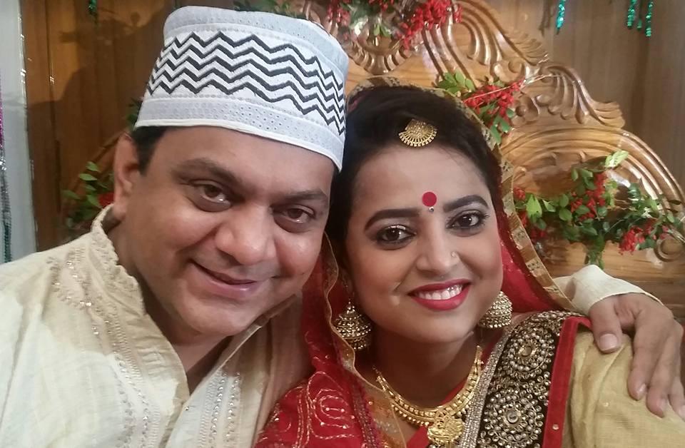 Mir Sabbir's 'dream girl' Snigdha Srabon