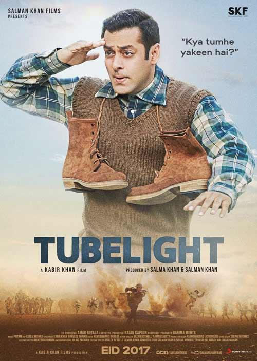 Get ready for Salman's Tubelight trailer