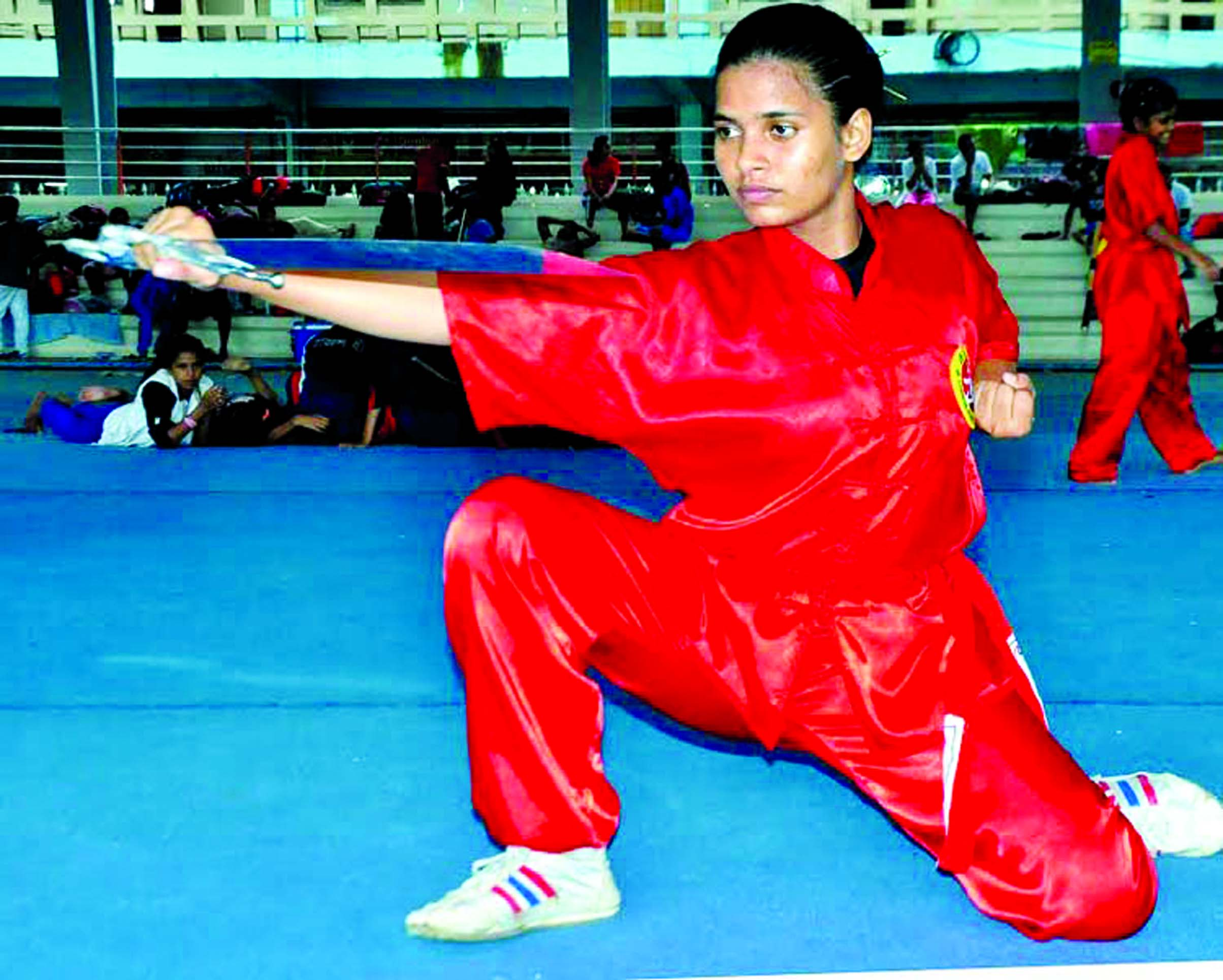 Sheikh Russel National Wushu Championship concludes today