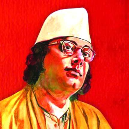 Poet Nazrul's birth anniv today