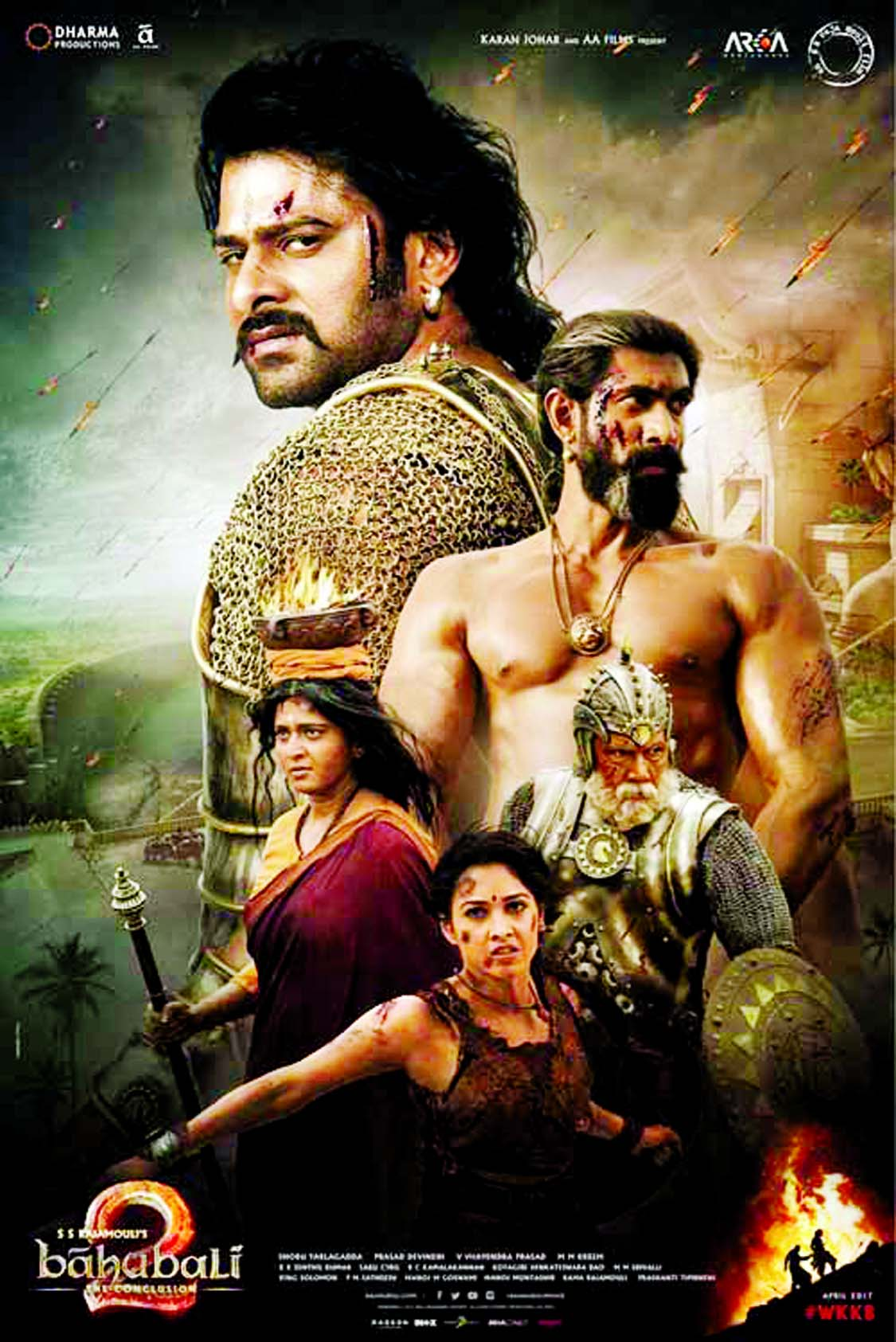 `Baahubali: The Conclusiuon` all set to release in China