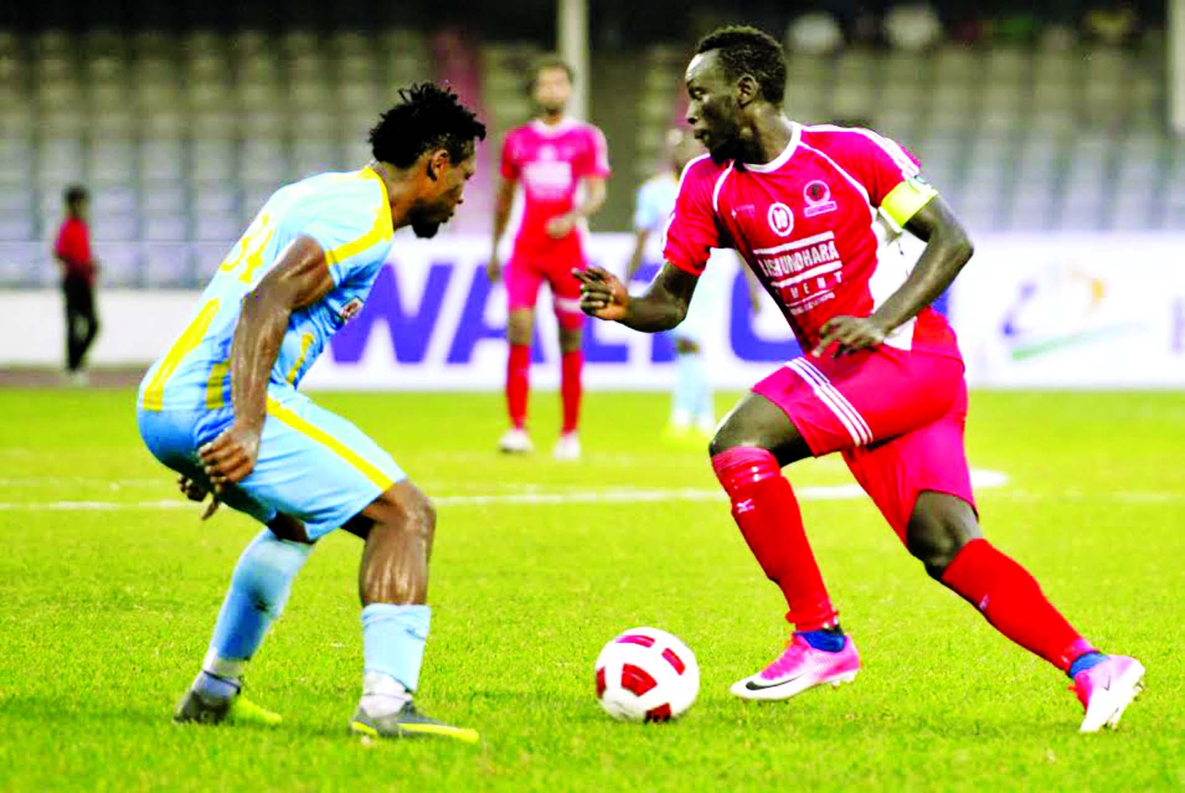Ctg Abahani reach semifinal