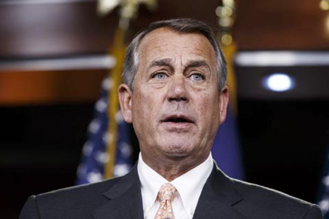 Trump's term disaster, aside from foreign affairs: Boehner