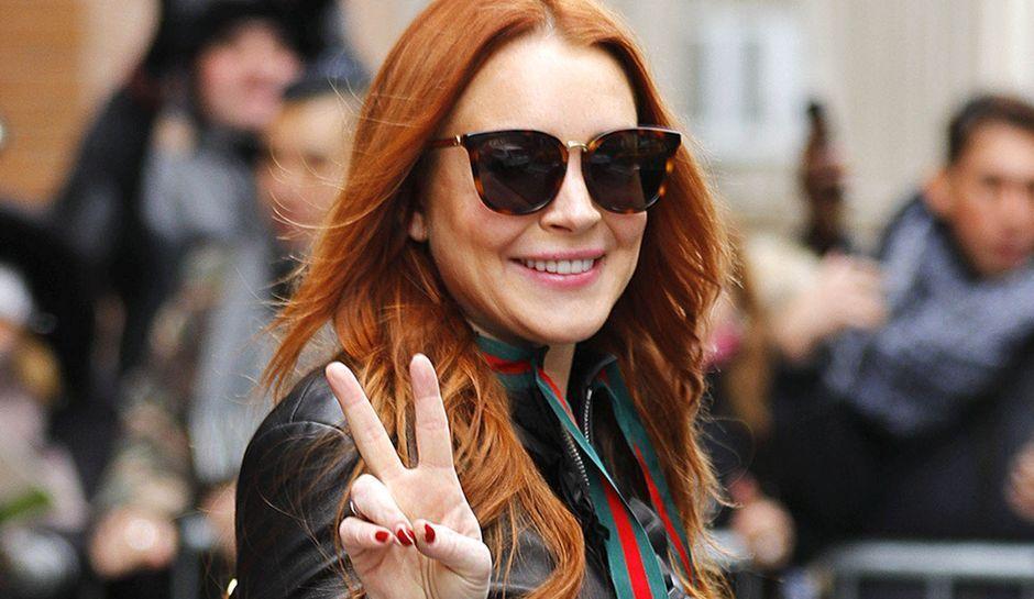 I found peace away from the spotlight: Lindsay Lohan