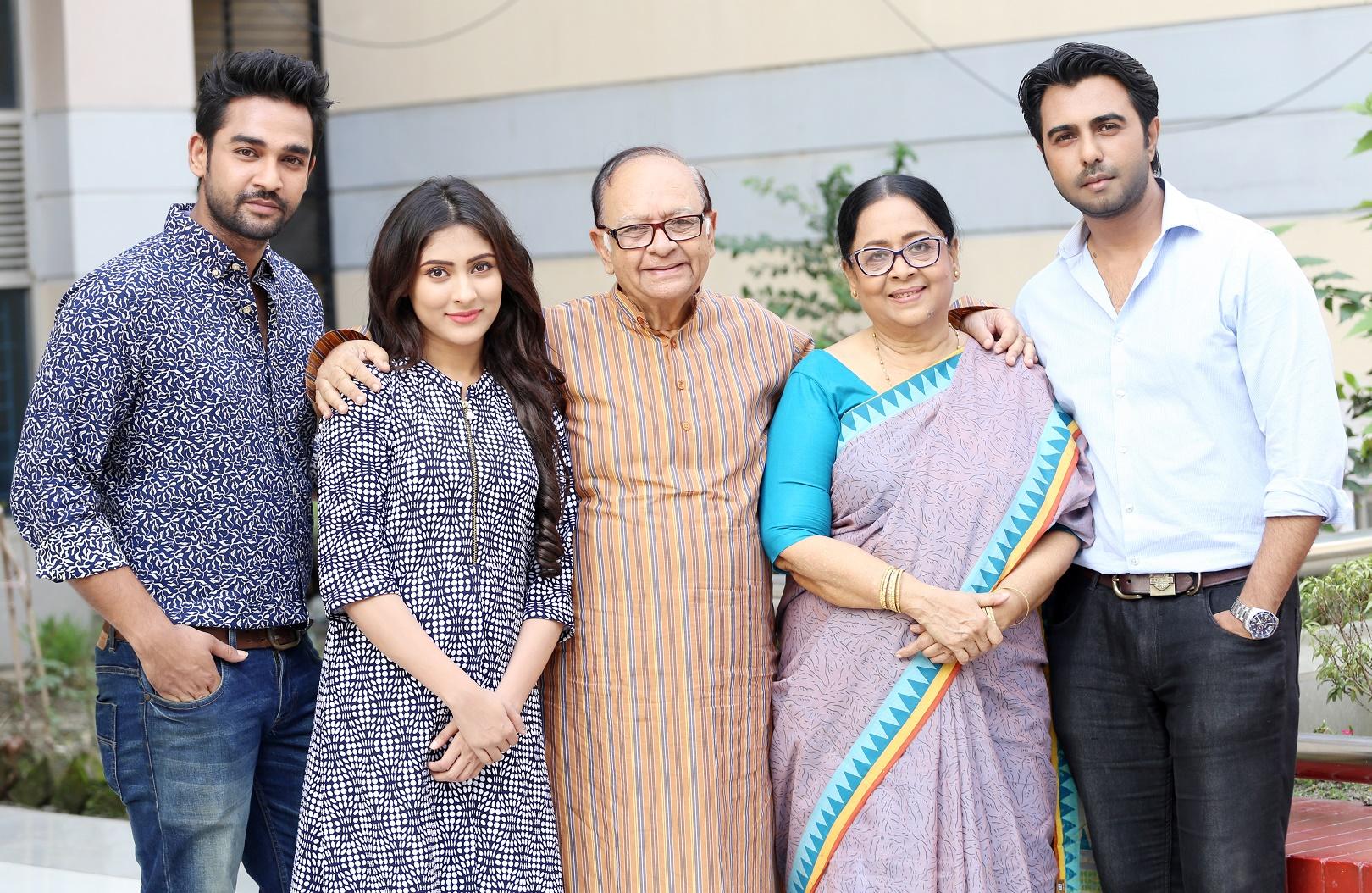 Eid telefilm Rongtuli O Nil Bhalobasha