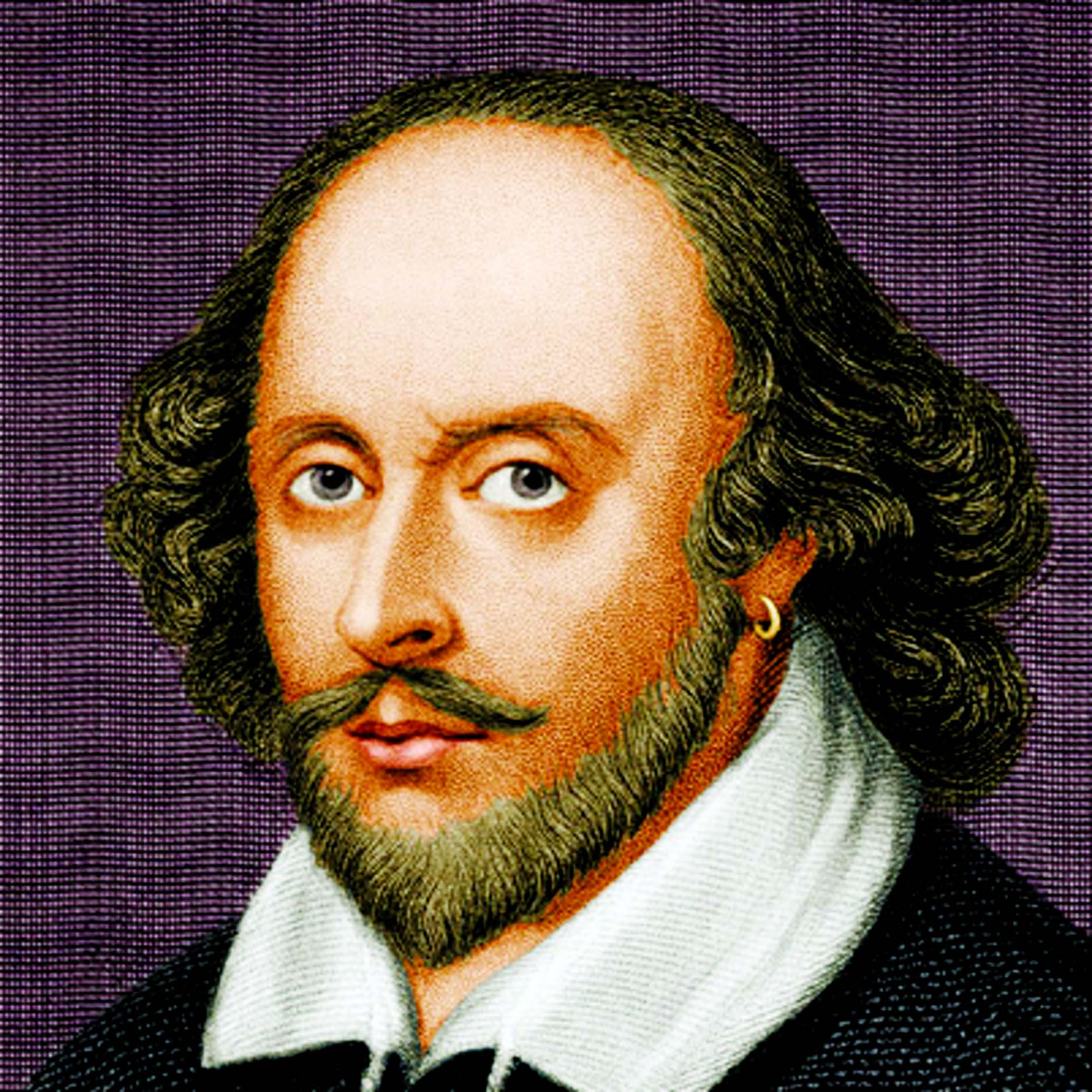 Great Poet and Playwright William Shakespeare