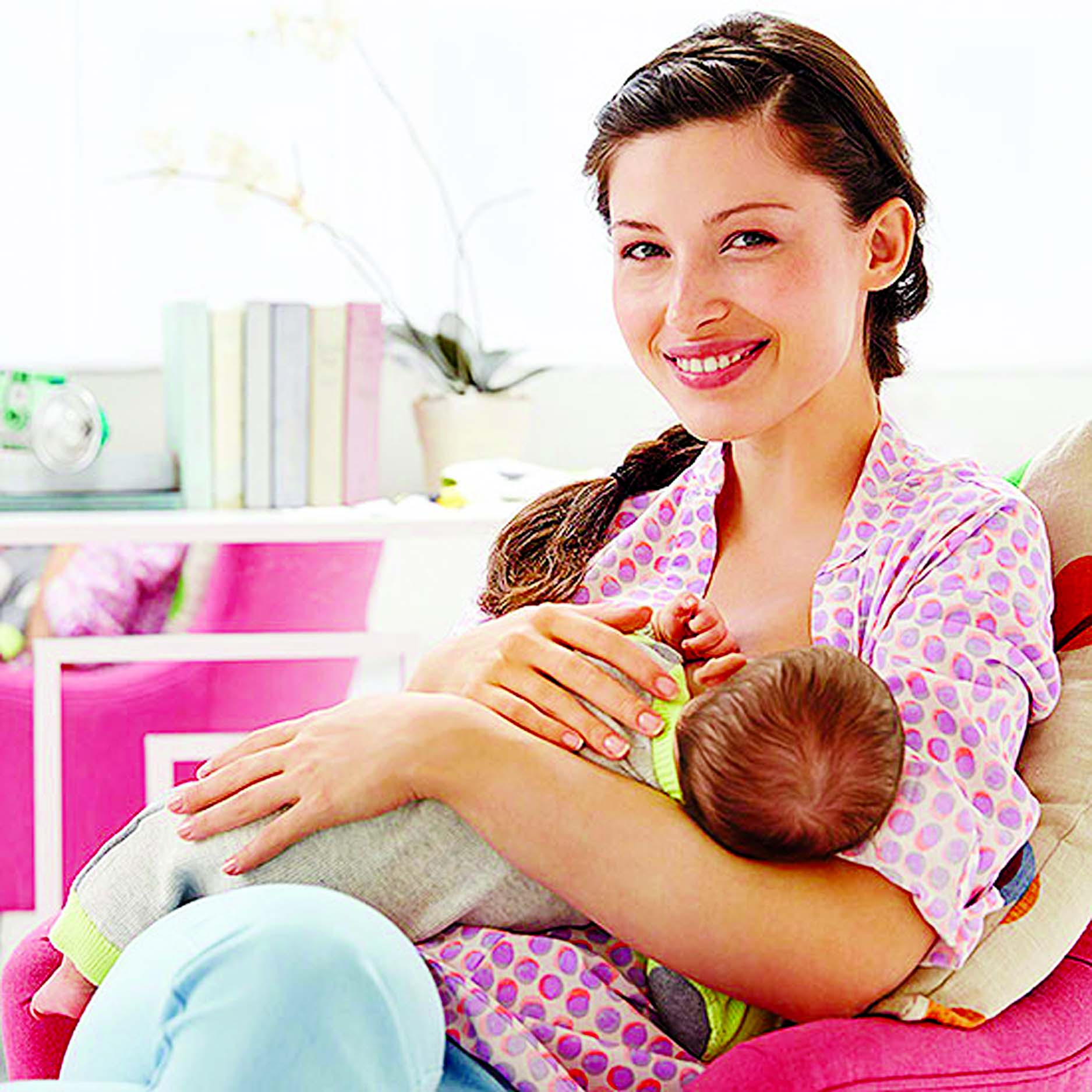 Breastfeeding may cut chronic  pain from C-section